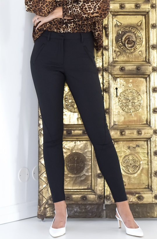 FIVE UNITS - Angelie Black Jegging