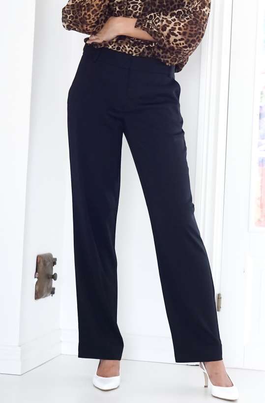 FIVE UNITS - DENA pant Black 517