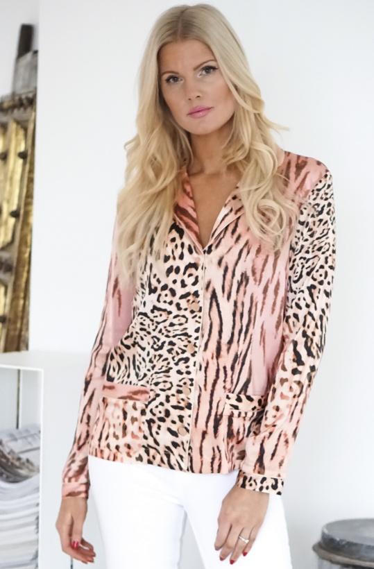 GUSTAV - Pyjamas Leo Shirt