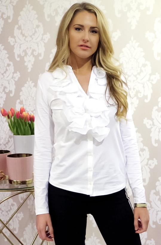 GUSTAV - Frill Shirt