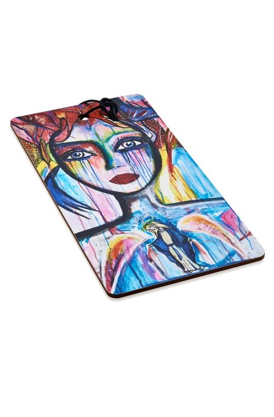 GYNNING DESIGN - Skärbräda 40 x 20 cm