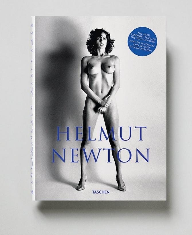 HELMUT NEWTON - SUMO Book