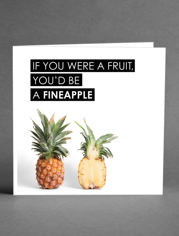 CARD STORE - If you were a fruit