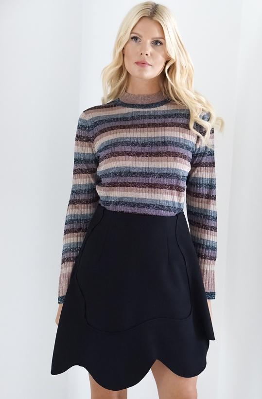 INTROPIA - Sweater Glitter Multicolour