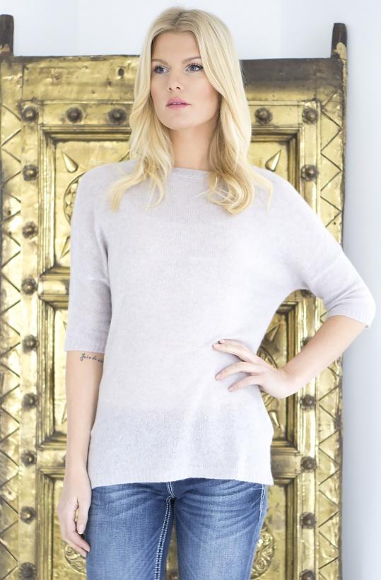 KNIT STOCKHOLM - Cashmere Short Sleeve