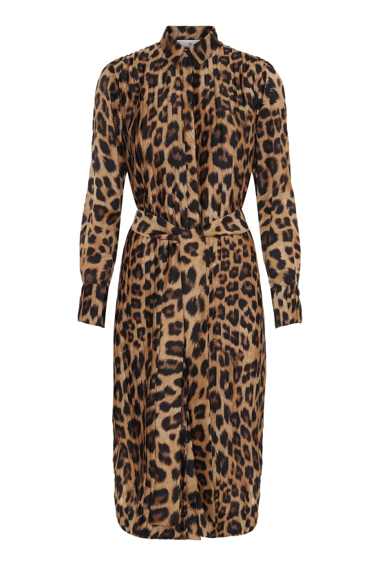 KARMAMIA - Harper Dress Leopard