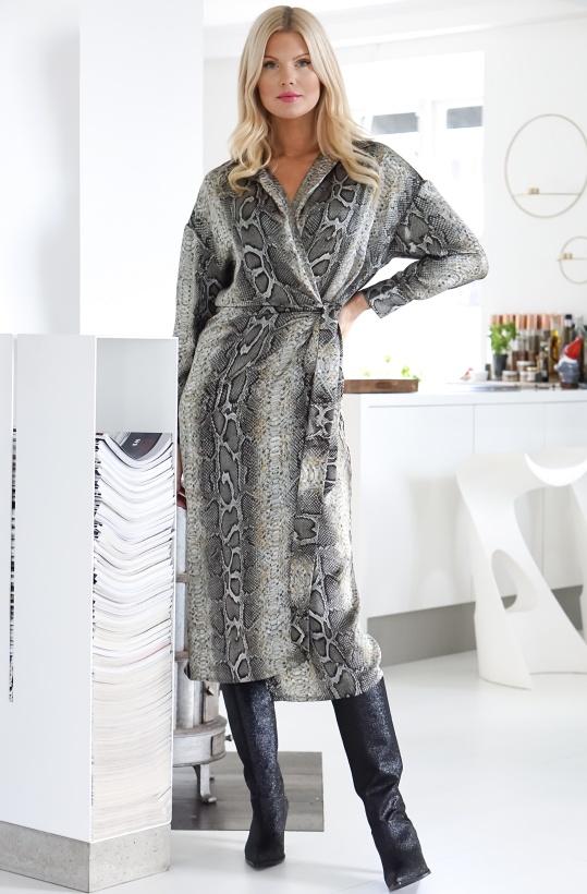 KARMAMIA - Wrap Dress