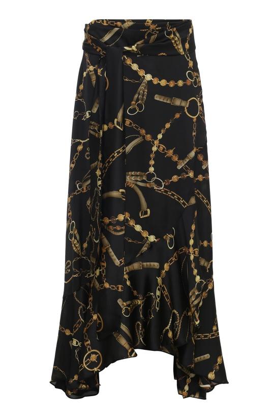 KARMAMIA - Chain Skirt