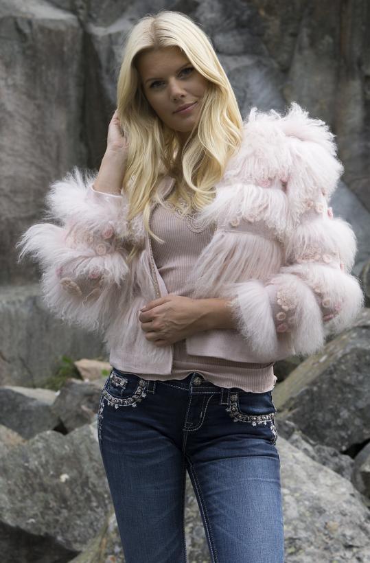 KAY CEE - Rimini Jacket - Pink