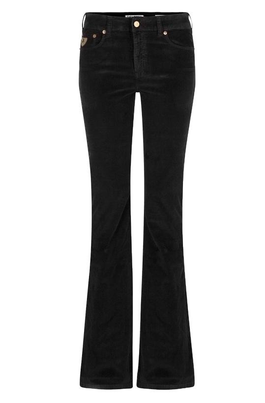 LOIS - Raval Velvet Black 34 längd