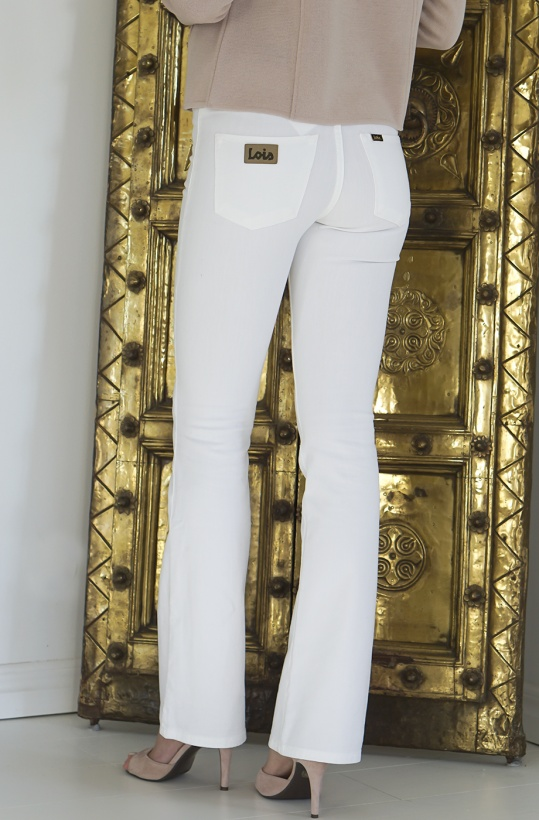 LOIS - NINA Braids White