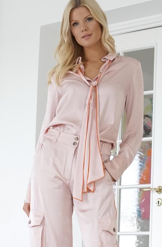 LALA BERLIN - Pink Blouse