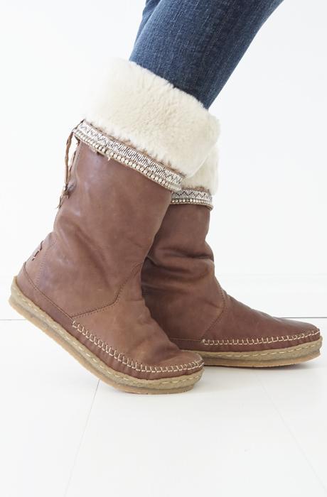 Laidback London - Kili Boots höga