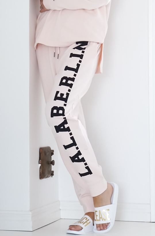 LALA BERLIN - Pants Danilo Pink