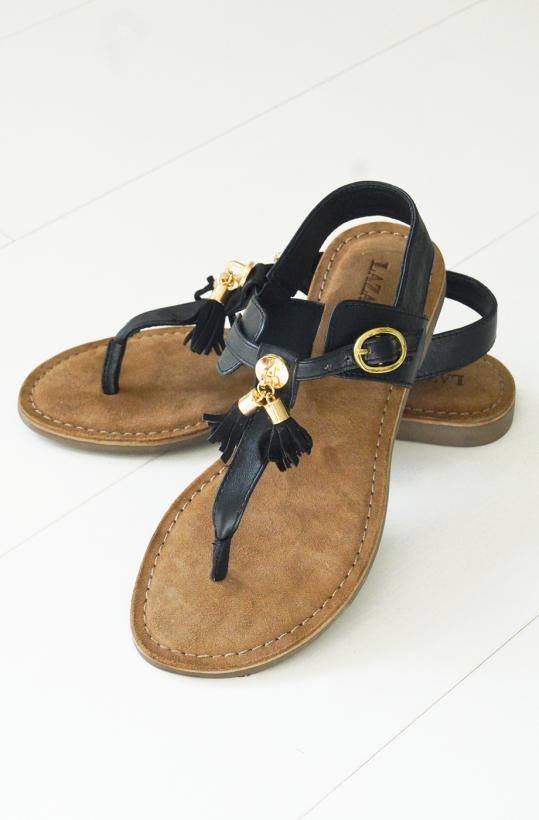 LAZAMANI - Sandal Chic Tofsar