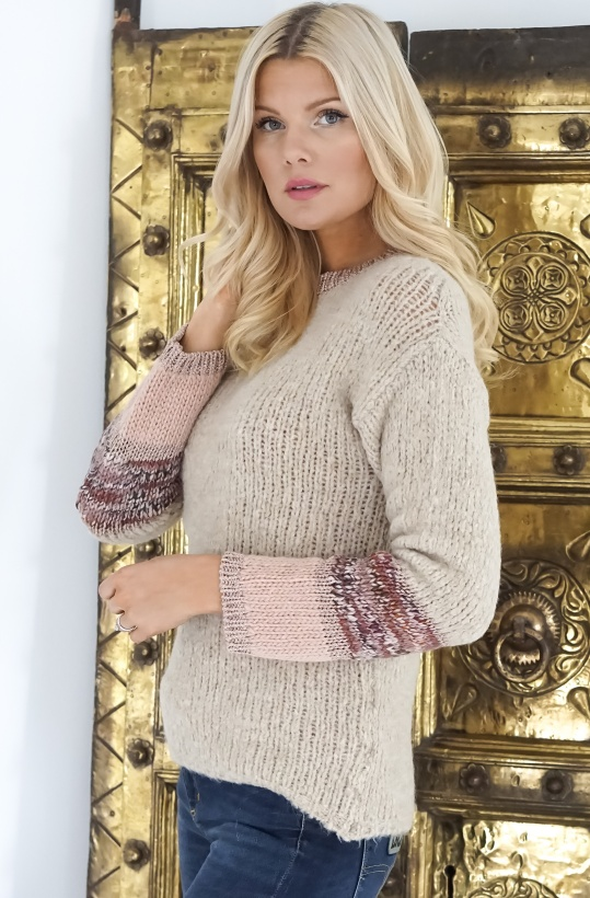 LEVETE - Sweater CICI1