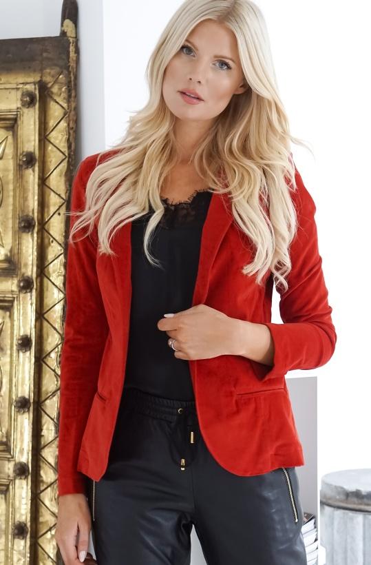 LOIS - Velvet Jacket