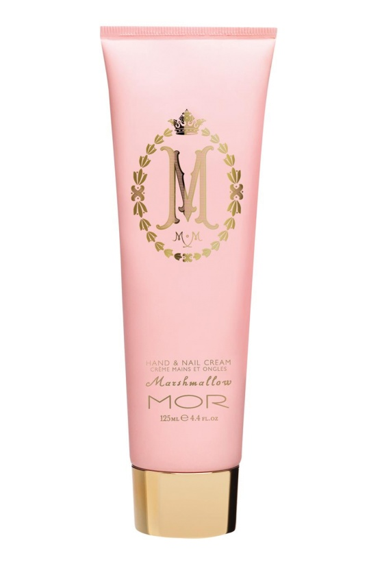 MOR - Marshmallow Hand & Nail Cream 125 ml