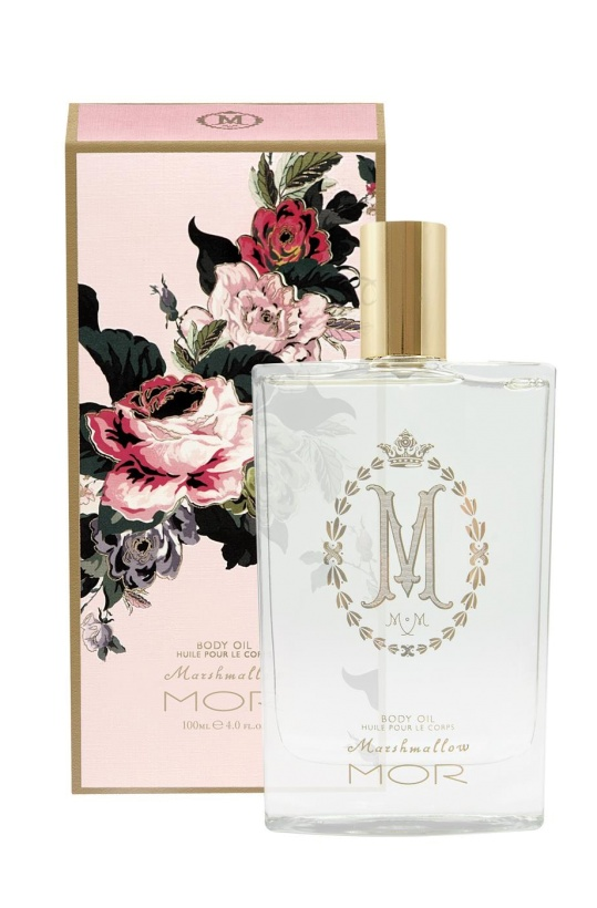 MOR - Marshmallow Body Oil 100 ml