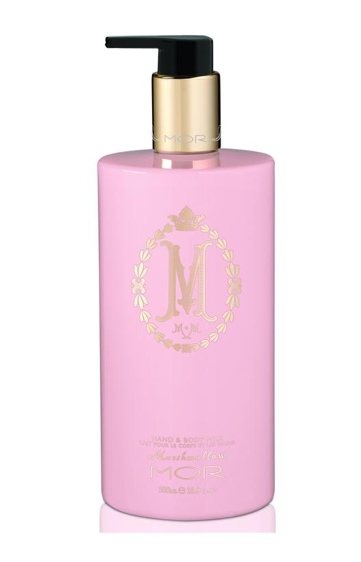 MOR - Marshmallow Hand & Body Milk