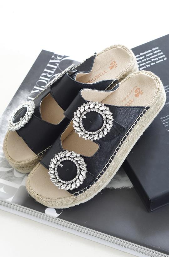 MACARENA - Glammig Sandal TELMA1