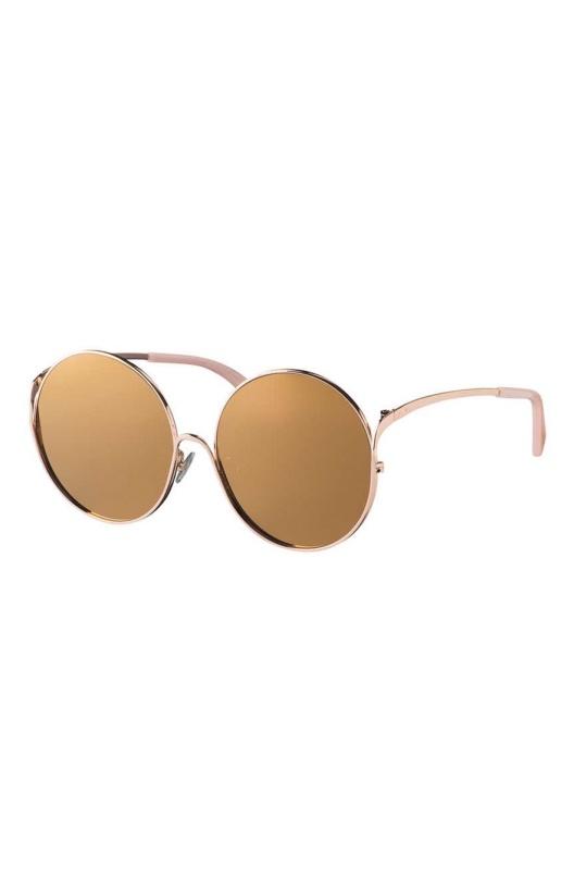 EOE - MAXIDA sunglasses Rose Metal