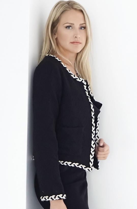 "MOLLY BRACKEN - ""Chanel"" Jacka"
