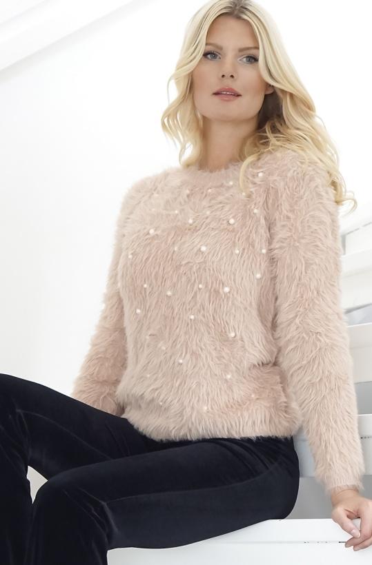 MOLLY BRACKEN - Pink Pull Yeti