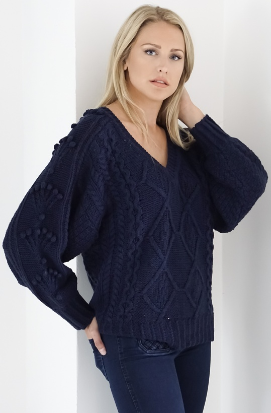 MOLLY BRACKEN - Knitted Sweater