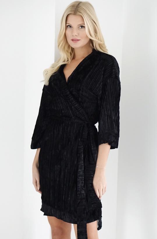 NA-KD - Velvet Kimono