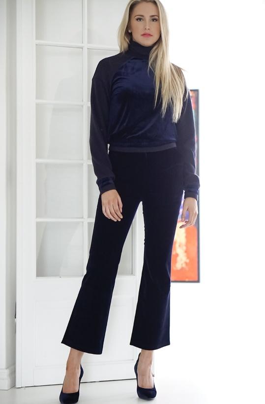NA-KD - Velvet Trousers