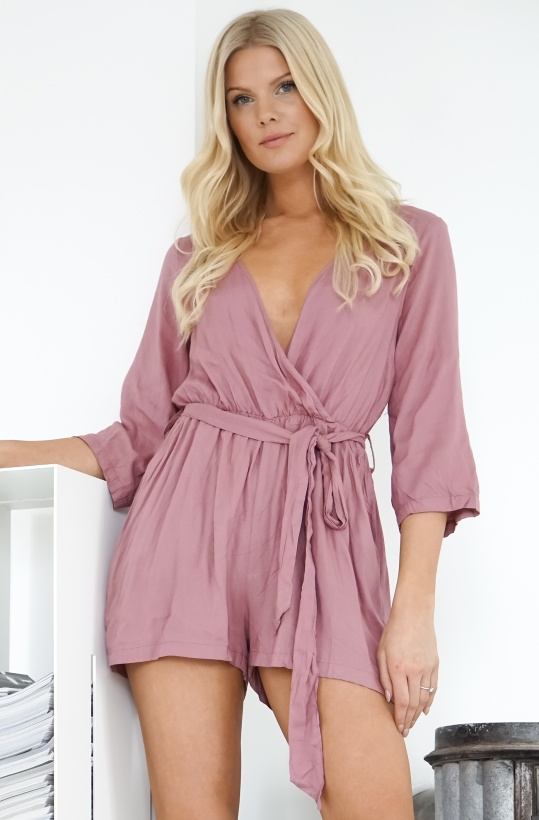 NA-KD - Wrap PlaySuit