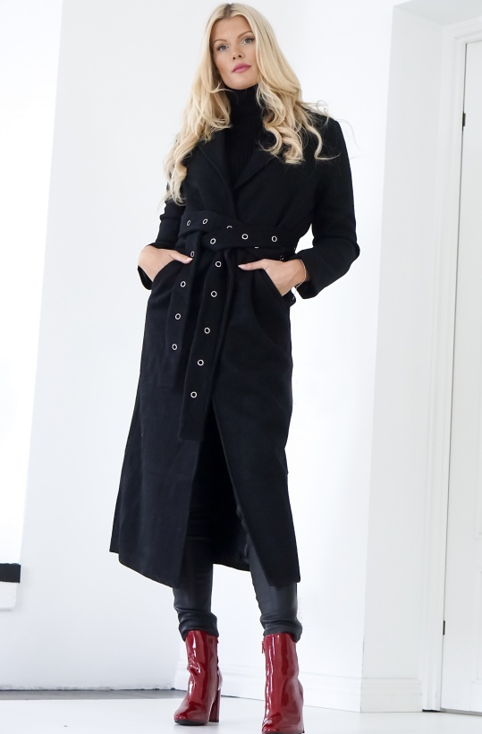 NA-KD - Trench Eylet Belted
