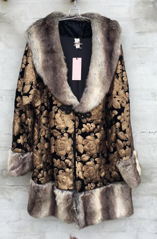 NKN - Karenina Coat