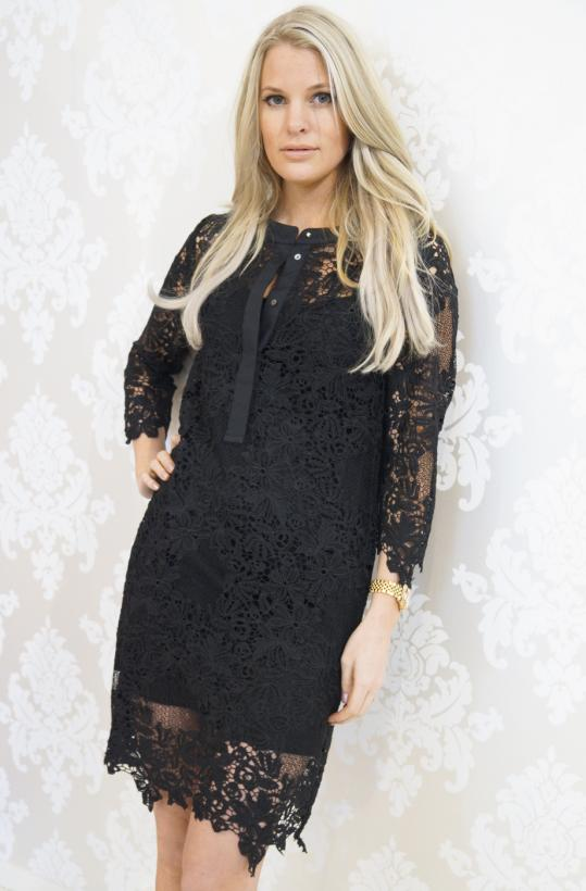 Nadine H - Pretty Lace Dress