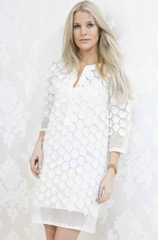 NadineH - Love dress White
