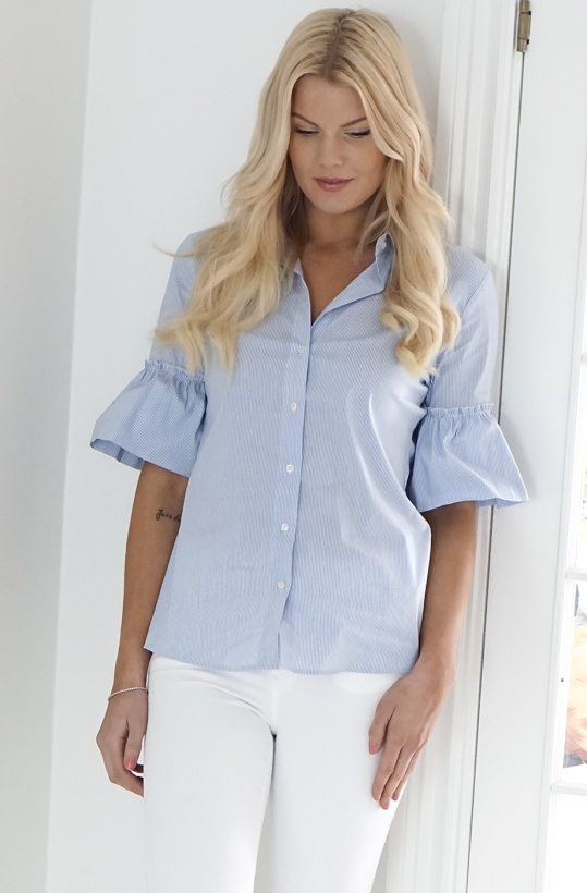 NADINE H - Striped Shirt