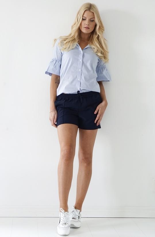 2ND ONE - Rachel Shorts Navy