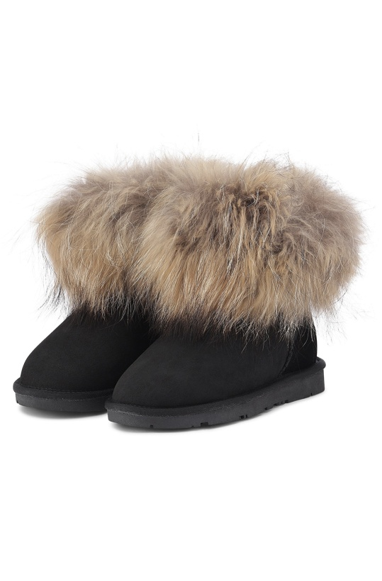 NOME - FUR BOOT AW17