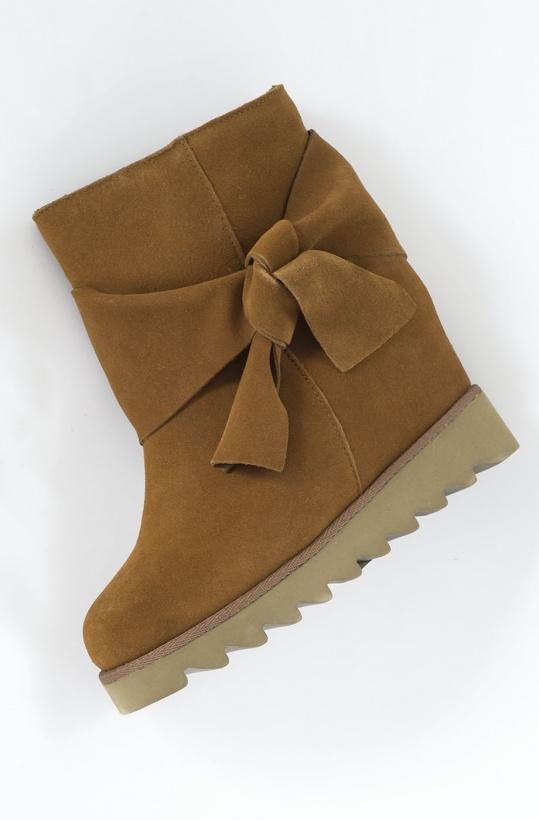 NOME - Kilklacks Boots med Rosett