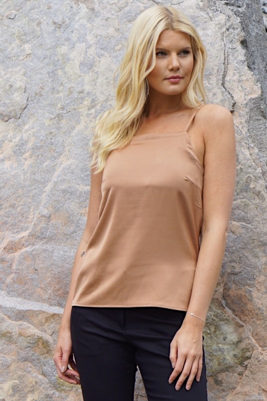 NORR - Tracy Strap Top