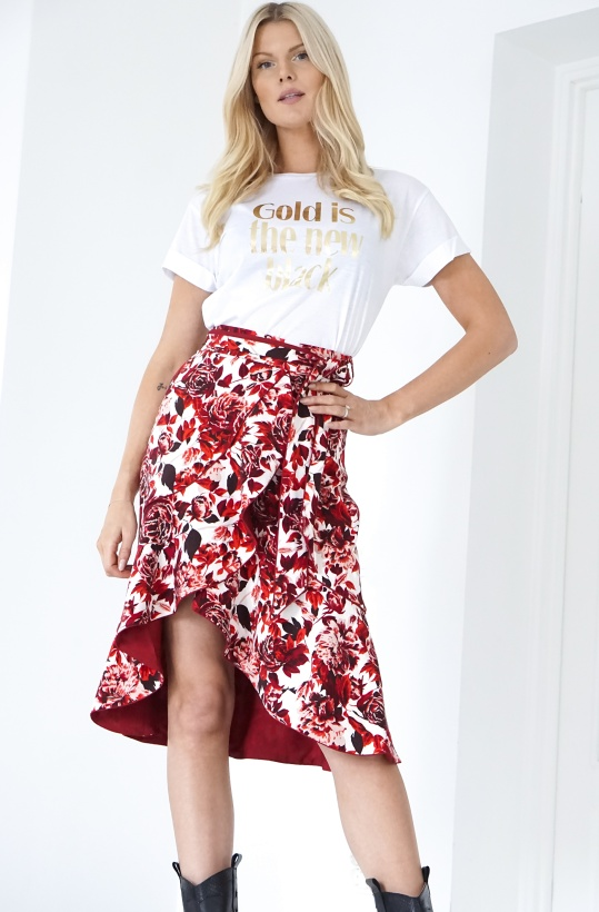 NOTES DU NORD - Ashlee Skirt