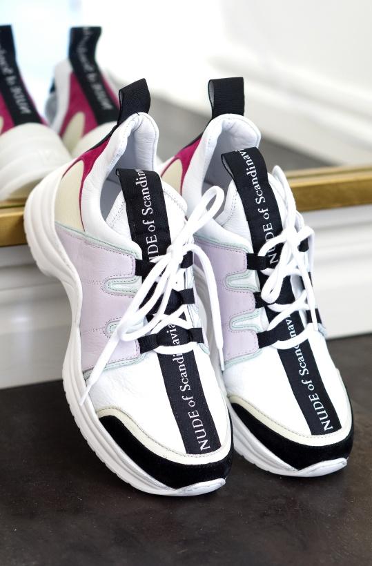 NUDE OF SCANDINAVIA - Joy Sneaker
