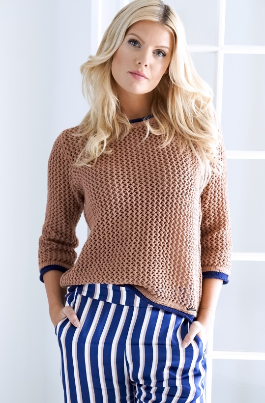 NUMPH - Auberon knitted sweater