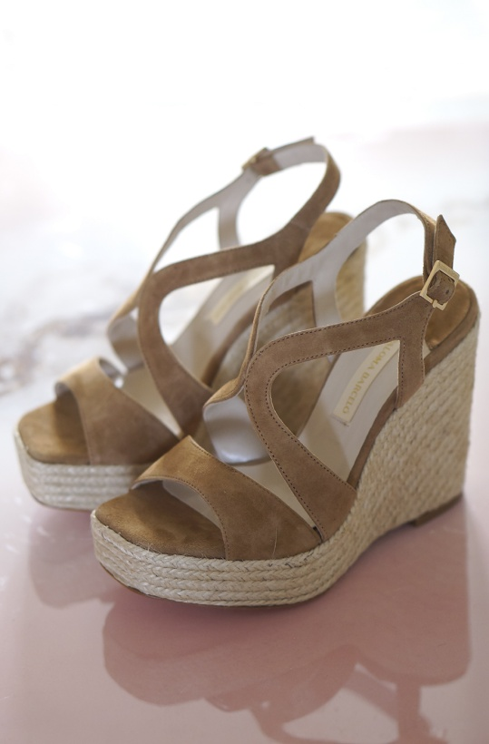 PALOMA BARCELO - Fedry Wedge Brown