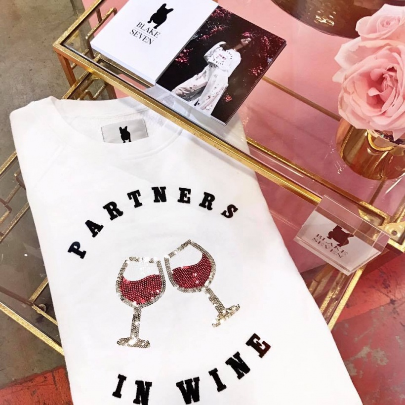 BLAKE SEVEN - Partners in Wine