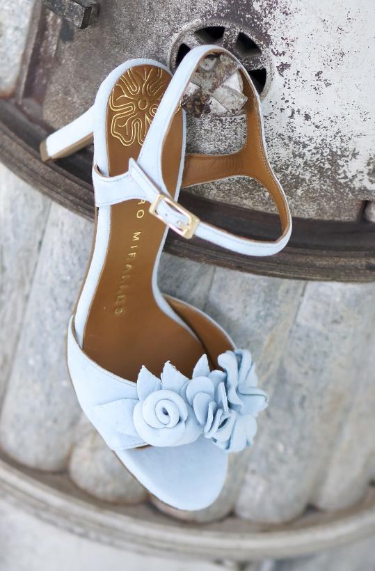 PEDRO MIRALES - Flower Sandalett
