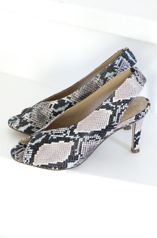 PEDRO MIRALLES - Snake Pumps Pink March 19