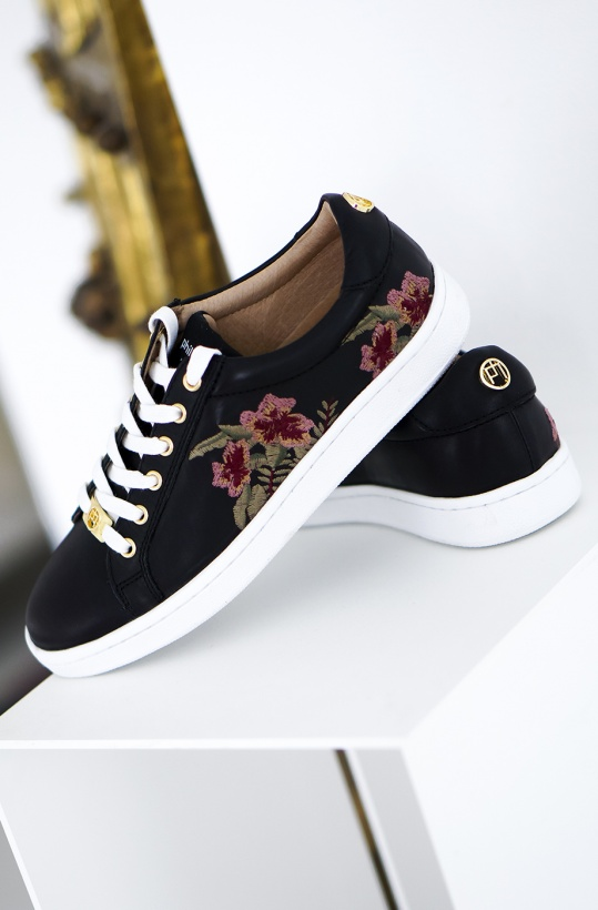 PHILIP HOG - Flower Sneaker