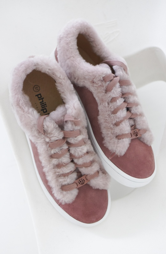 PHILIP HOG - FLUFFY SNEAKER